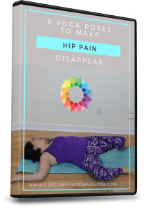 6 yoga poses to make hip pain disappear dvd